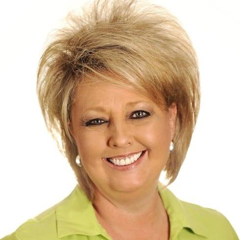 Sheila Ball headshot