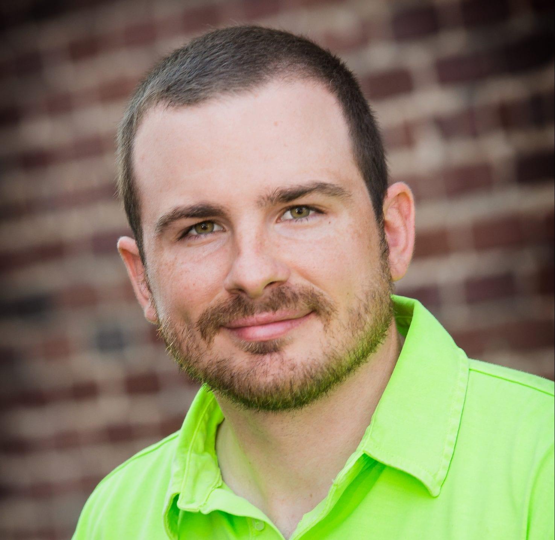 Brett Hedrick headshot