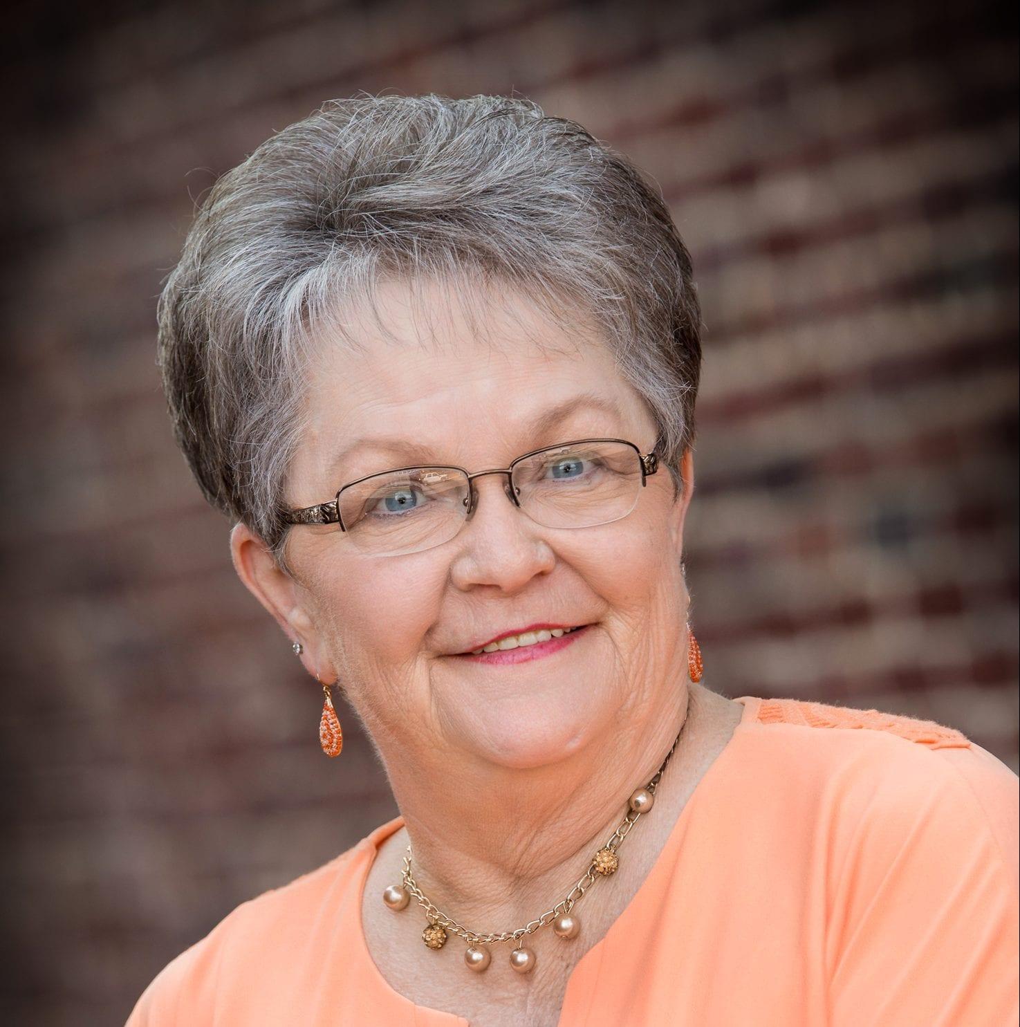 Patsy Bajorek headshot