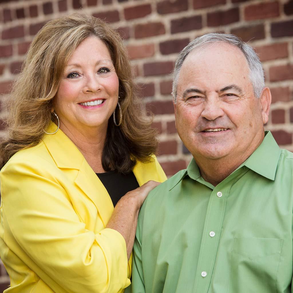 Rex & Debbie Saddler headshot